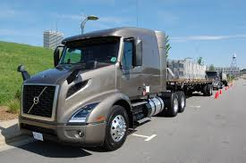 used volvo trucks in canada photo gallery taking new volvo vnr regional models out for a spin