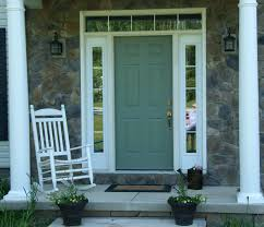 Front Door Side Curtains by Front Door And Side Panel Designs Double Glass Panels Ideas Doors