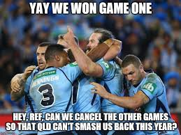 State Of Origin Memes - state of origin imgflip