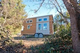 Shelter Wise Tiny Modern House On Wheels The Miter Box Modern Tiny House On