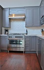 grey kitchen cabinets wood floor ᐉ grey kitchen cabinets with brown wood floors fresh design