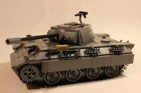 lego army tank wwii panther tank lego legos and lego war