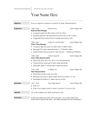 Microsoft Word 2010 Resume Template Free Resume Templates Work Sample Job Template Malaysia With
