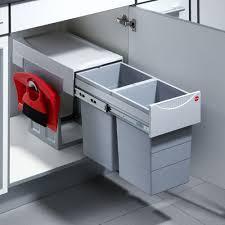 poubelle de cuisine sous evier poubelle tri sélectif noe2 achat vente de gestion des déchets