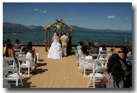 South Lake Tahoe Wedding Venues Lakeside Beach Weddings Lake Tahoe Wedding Venue