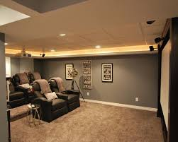Basement Home Theater Design Remodel Decor and Ideas