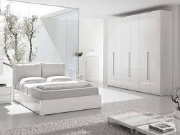 bedroom minimalist white modern bedroom design ideas with