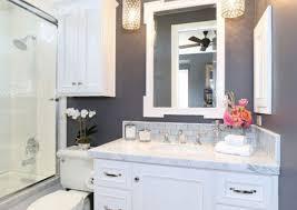 bathroom brilliant bathroom wall cabinet white mirror charming
