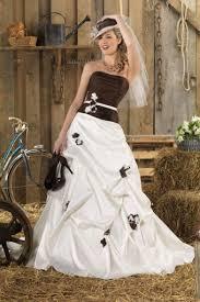 robe de mari e bicolore romantique robe de mariée gange