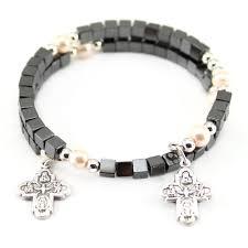 rosary bead bracelet catholic bracelets rosary bracelets rosarymart