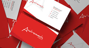 Laid Business Cards Red Visiting Cards Google Search Visiting Cards Pinterest