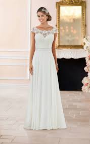 the shoulder wedding dress classic bridalwear bridal rooms
