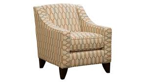 vanessa accent chair home zone furniture living room