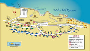 Tennessee City Map by Melton Hill Dam Campground Find Campgrounds Near Lenoir City