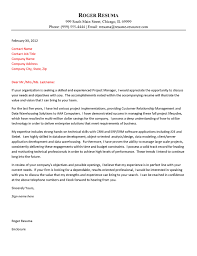 examples of cover letters for management positions 12315