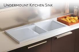 Under Mount Kitchen Sink by Updated Undermount Kitchen Sinkhome Design Styling