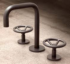 Industrial Faucets Kitchen 16 Designer Faucets That Look Like Artwork