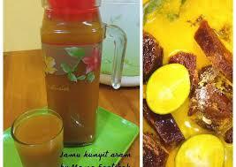 cara membuat jamu kunir asem sirih resep jamu kunyit asam sirih sederhana oleh virazsiregar cookpad