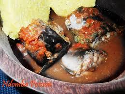 poisson a cuisiner ndomba de poisson pegie cuisine