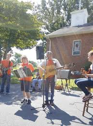 churchland lakeview pickers sing at joy fest homecoming held