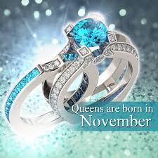 november birthstone topaz or citrine silver blue topaz birthstone ring november birthstone deals