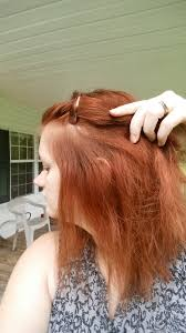 light reddish brown color how to dye your hair gypsy hippie mama