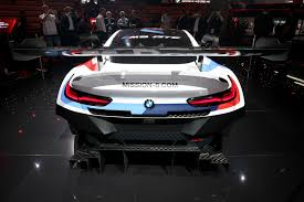 bmw supercar m8 the 8 series brings its a game new bmw m8 gte unveiled by car