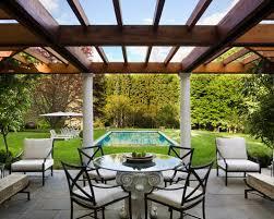 New England Backyards by New England Backyard Patio Ideas U0026 Design Photos Houzz