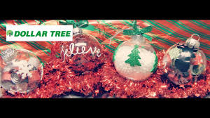 diy dollar tree christmas ornaments youtube