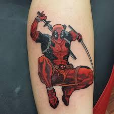 16 mind blowing superhero tattoos hotopixs