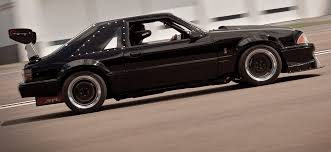 foxbody mustangs revolution a fox mustang with a chevy v8 articles