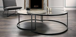 glass nesting coffee tables coffee table ideas round glass nesting tables new coffee eww4r