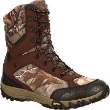 rocky silenthunter men u0027s waterproof insulated outdoor boot