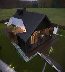 chalet 2 on behance render pinterest architecture house and