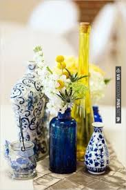 Blue Vases For Wedding 5 Cobalt Blue Color Palettes For Your Wedding Day Cobalt Blue