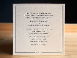 letterpress wedding invitations metropolitan parklife press