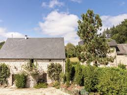unique holiday home in typical french setting near la sagne