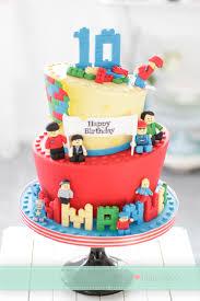 wonky lego cake lego and eat cake