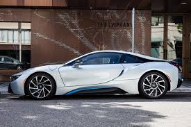 Bmw I8 Exhaust - the ultimate california road trip package in a bmw i8