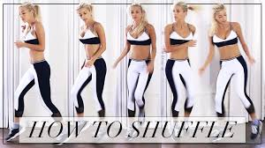 how to how to shuffle dance youtube