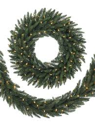 accessories wreath garland battery powered