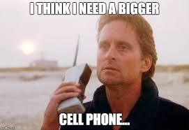 Big Phone Meme - gekko cell phone imgflip