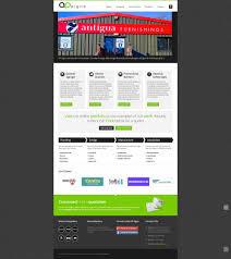website design for ap signs portadown calvert photography