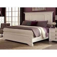 sandy beach casual white wood king panel bed coaster furniture
