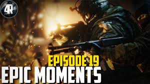 rainbow six siege epic moments ep 19 last second save