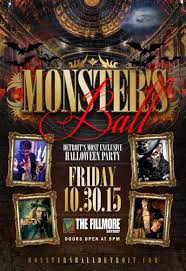 halloween monster ball fillmore auditorium denver denver tickets schedule seating 162
