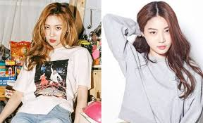 dramanice entertainment weekly sunmi and kim chung ha to guest on weekly idol together