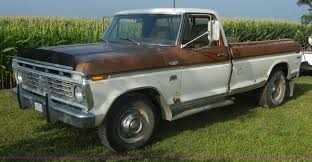 Ford Ranger Truck Camper - 1974 ford f350 ranger super camper special pickup truck it