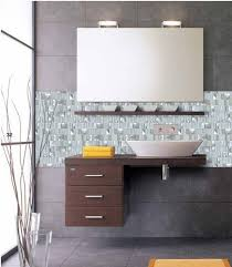 Gold Items Crystal Glass Mosaic Tile Wall Backsplashes by Metal Glass Tile Bathroom Wall Backsplash Stainless Steel Tiles Mg007