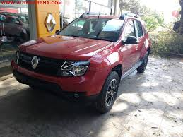 renault duster 2017 white renault duster xtronic cvt reaches dealerships launch imminent